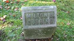 Dr Milton Buckingham Cushing