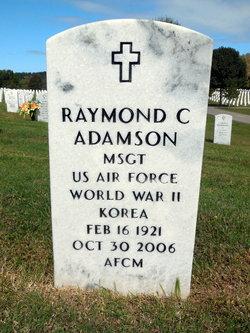 Raymond Carmack Adamson, Sr