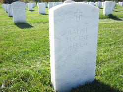 Ralph Eugene Welch