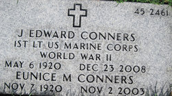 J Edward Conners