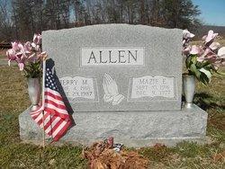 Mazie E Allen