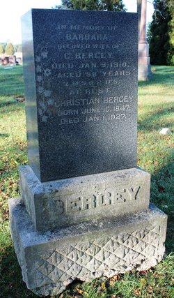 Christian C. Bergey