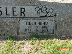 Nola May <i>Staats</i> Fansler
