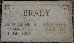 Millard Franklin Brady