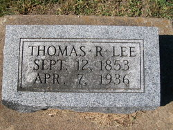 Thomas Robinson Lee