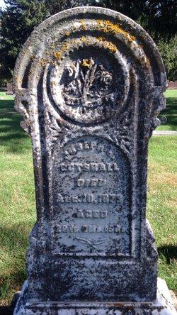 Joseph R Cutshall