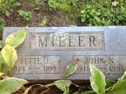 Bette Jane Miller