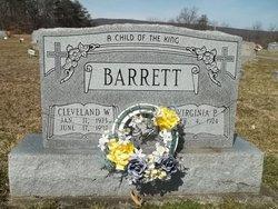 Virginia <i>Puffenburger</i> Barrett