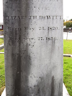 Elizabeth DeWitt