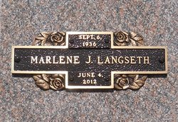 Marlene Joyce Langseth