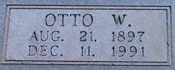Otto William Bachman, Sr