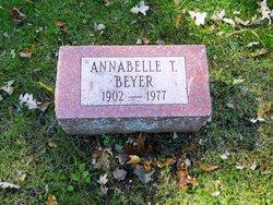 Annabelle Theresa <i>Innes</i> Beyer