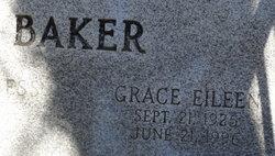 Grace Eileen <i>Whitney</i> Baker