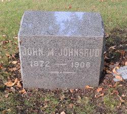 John M. Johnsrud