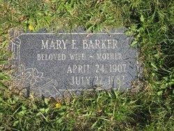 Mary Etta Barker
