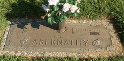 Mary Loretta <i>Cline</i> Abernathy