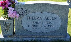 Thelma Abeln