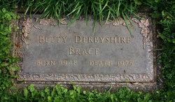 Betty Jane <i>Derbyshire</i> Brace