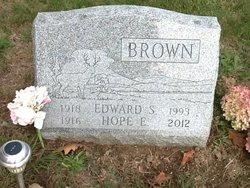 Edward S. Brown