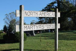 North American Martyrs Cemetery