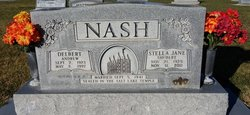 Delbert Andrew Nash