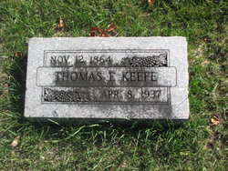 Thomas Frank Keefe, Sr