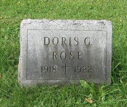Doris Gertrude Rose