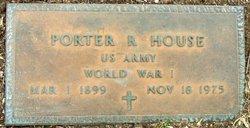 Porter Robert House