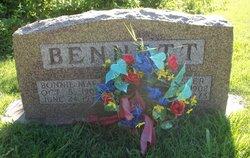 Bonnie Mae <i>Jones</i> Bennett