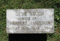 Otta Ottie <i>Waugh</i> Hamilton