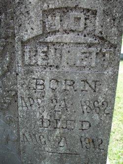 Jefferson Davis Bennett