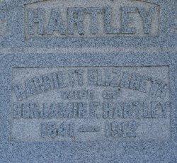 Harriet Elizabeth <i>Gough</i> Hartley