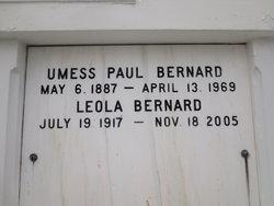 Umess Paul Bernard