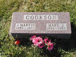 Mary Jane <i>Taylor</i> Cookson