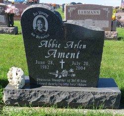 Abbie Arlen Ament