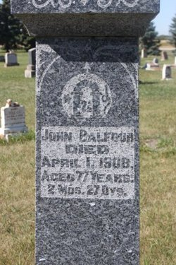 John Balfour