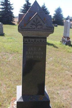 James A. Balfour