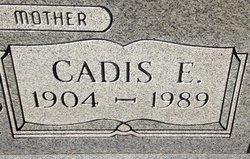 Cadis E Duncan