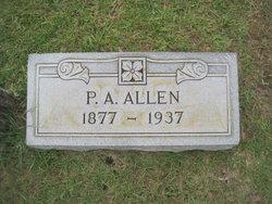 P A Allen