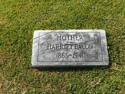 Harriet Bacon