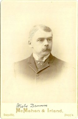 Wesley Eugene Drumm