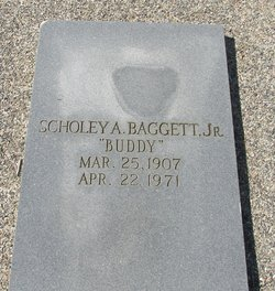 Scholey A Buddy Baggett, Jr