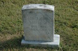 George Allen Daniels, Sr