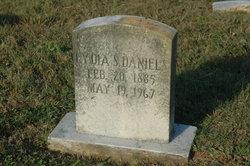 Lydia S. <i>Pearson</i> Daniels