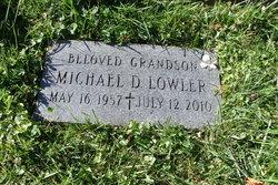 Michael D Lowler