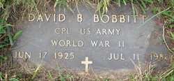 David Bert Bobbitt