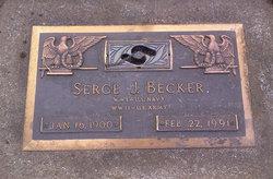 Serge J Becker