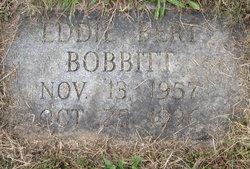 Eddie Bert Bobbitt