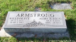 William Ivy Armstrong