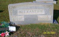 Rendy <i>Ballard</i> Alexander